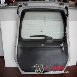 Τζαμόπορτα Nissan-X- Trail-(2011-2014) T31 Πίσω Γκρι
