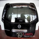 Τζαμόπορτα Nissan-Pathfinder-(2005-2011) Πίσω Μαύρο