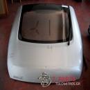 Τζαμόπορτα Nissan-350Z-(2004-2009) Πίσω Ασημί
