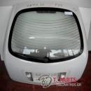 Τζαμόπορτα Nissan-Primera-(2002-2006) P12 Πίσω Λευκό