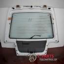 Τζαμόπορτα Nissan-Sunny-(1987-1989) Ν13 Πίσω Λευκό