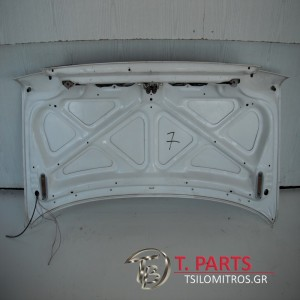 Πόρτ Μπαγκάζ  Toyota-Carina-(1987-1992)II T170  Λευκό
