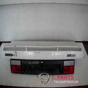 Πόρτ Μπαγκάζ  Renault 21-(1985-1995)  Λευκό