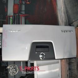Πόρτα καρότσας Nissan-Navara-D40-(2005-2010)  Ασημί