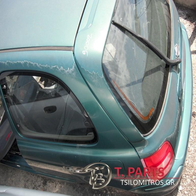 Ουρανός Nissan-Micra-(1998-2000)Κ11  Πράσινο