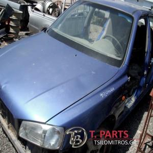 Φανάρια Εμπρός  Hyundai-Accent-(1999-2002) Cg/Lc Μπροστά Αριστερά