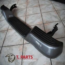 Προφυλακτήρες Toyota-Hilux-(2001-2005) KDN Diesel Πίσω