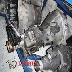 Σασμαν 4Χ2 Χειροκίνητα σασμάν Nissan-Vanette-(1986-1995) C22