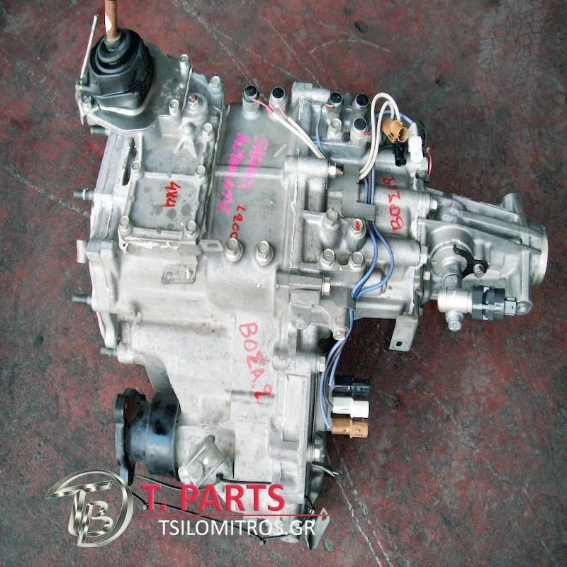 Βοηθητικό σασμάν Mitsubishi-L200-(2006-2009) Kaot Safari