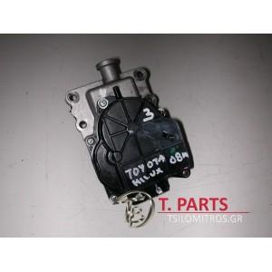 Κομπλαδόροι Toyota-Hilux-KUN25-(2006-2011) 4X4 Μπροστά