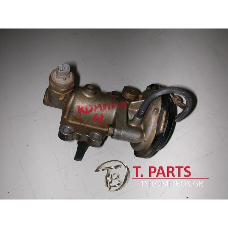 Κομπλαδόροι Toyota-Hilux-(2001-2005) KDN Diesel Μπροστά