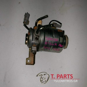 Βάση Φίλτρου Toyota-Hilux-(1998-2001) LN140 4X2 Diesel   23390-30180