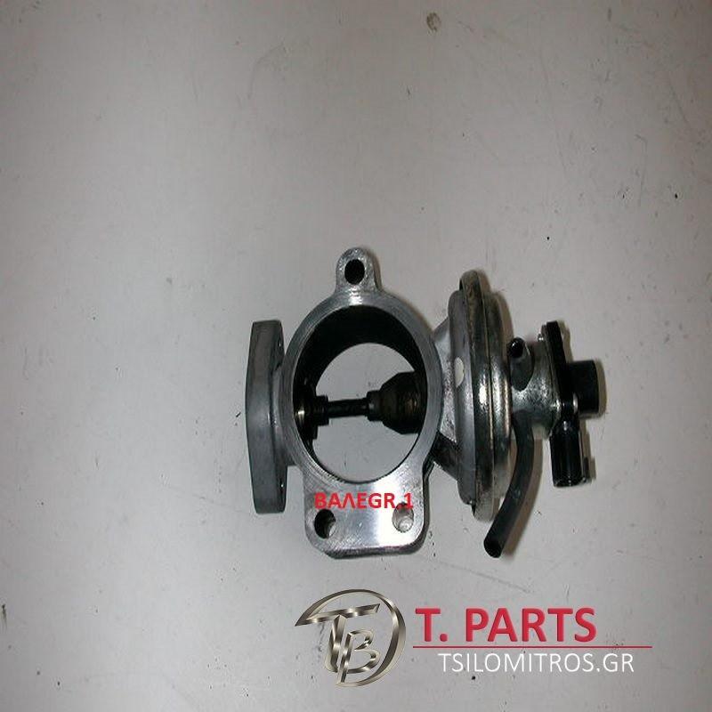 Βαλβίδες EGR Toyota-Hilux-(2005-2009) Kun15/25   25800-30120