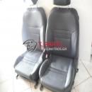 Καθίσματα/Σαλόνι Nissan-Primera-(2002-2006) P12  Μαύρο