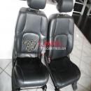 Καθίσματα/Σαλόνι Nissan-Navara-D40-(2005-2010)  Μαύρο