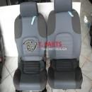 Καθίσματα/Σαλόνι Nissan-Navara-D40-(2005-2010)  Μπλέ