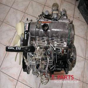 Κινητήρες - Μοτέρ  Mitsubishi-L400-(1996-2006)Paov
