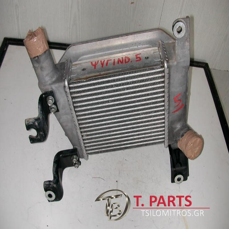 Ψυγειο intercooler Nissan-Np300-(2007-2012)