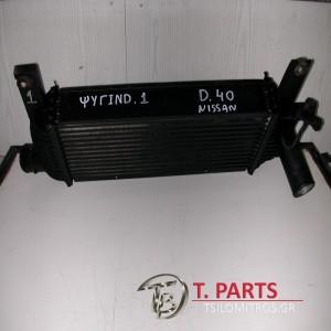 Ψυγειο intercooler Nissan-Navara-D40-(2005-2010)   14461-EB360 BEHR F6864
