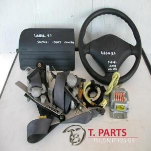 Αερόσακοι-Airbags Suzuki-Ignis-(2000-2005)