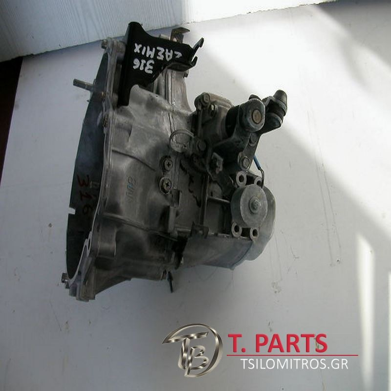 Κιβώτια ταχυτήτων Chevrolet-Matiz-(2005-2010)