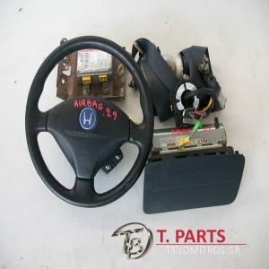 Αερόσακοι-Airbags Honda-HR-V-1998-2002