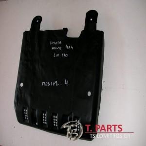 Ποδιά Toyota-Hilux-(1998-2001) LN170 4X4 Diesel Μπροστά