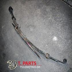 Σούστες Toyota-Hilux-KUN25-(2006-2011) 4X4 Πίσω