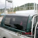 Hardtop Nissan-D22-(2002-2007)  Κυπαρισί