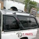 Hardtop Ford-Ranger-Mazda Bt-50-(2006-2011)  Μαύρο