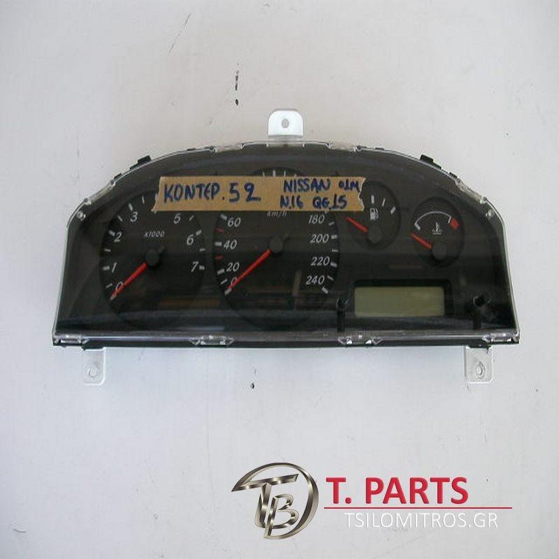 Καντράν-Κοντέρ Nissan-Almera-(2000-2002)Ν16   7E   BM602  2112774
