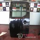 Πόρτες  Nissan-Navara-D40-(2005-2010) Πίσω Αριστερά Μαύρο