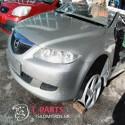 Τροπέτα Μπροστά Mazda-6-(2001-2005) Gg Gy