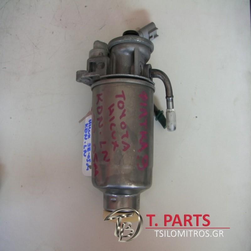 Βάση Φίλτρου Toyota-Hilux-(2001-2005) KDN Diesel