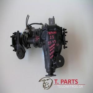 Διαφορικά Μπροστά Toyota-Hilux-(2001-2005) KDN 4Χ4 Diesel Μπροστά