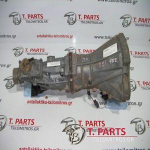 Σασμαν 4Χ2 Χειροκίνητα σασμάν Nissan-D21-(1986-1997)