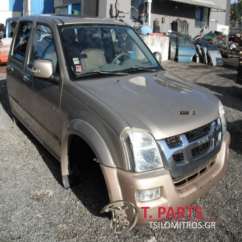 Καμπίνες Isuzu-D-Max-(2002-2007) 8Dh
