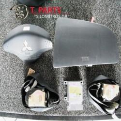 Αερόσακοι-Airbags Mitsubishi-L200-(2006-2009) Kaot Safari
