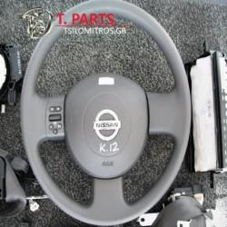 Αερόσακοι-Airbags Nissan-Micra-(2003-2005) K12