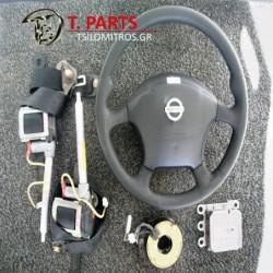 Αερόσακοι-Airbags Nissan-Primera-(1999-2001) P11