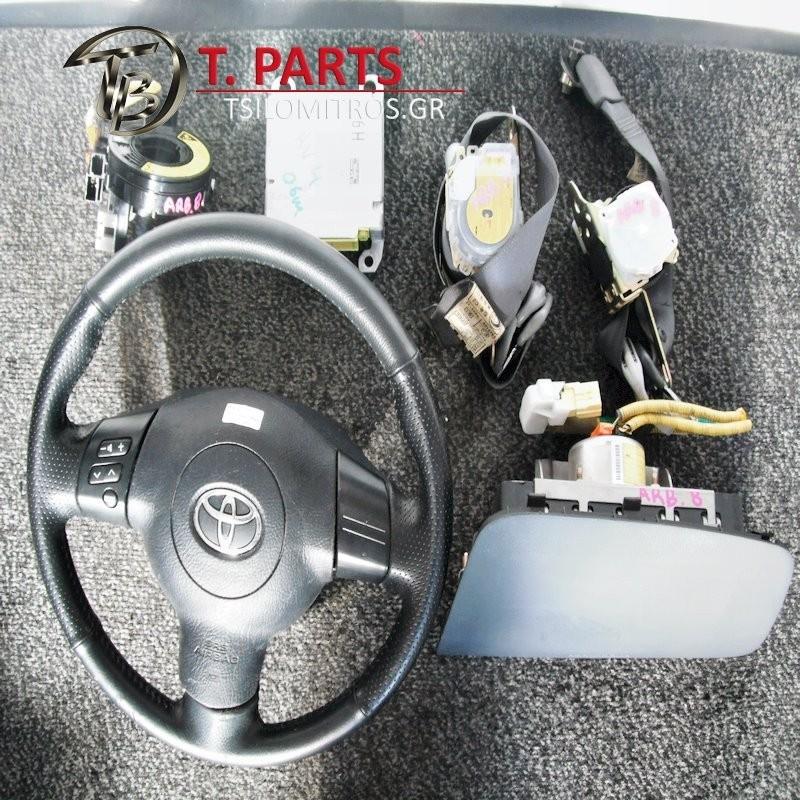 Αερόσακοι-Airbags Toyota-Rav4-(2000-2004)  Xa20