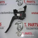 Πεντάλ γκαζιού ηλεκτρικό Nissan-Navara-D40-(2005-2010)   18002-EB400 6PV933901-02
