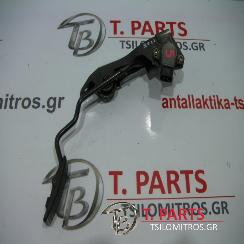 Πεντάλ γκαζιού ηλεκτρικό Toyota-Hilux-(2001-2005) KDN Diesel   89281-35020