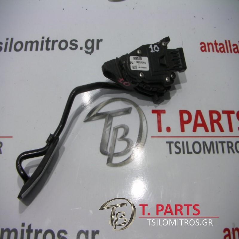 Πεντάλ γκαζιού ηλεκτρικό Nissan-Primera-(2002-2006) P12   18002AU610 6PV008620-01