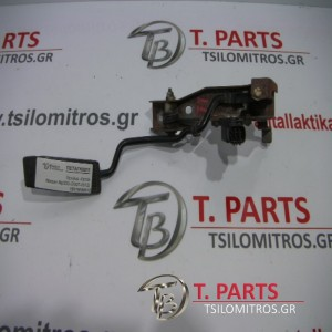 Πεντάλ γκαζιού ηλεκτρικό Nissan-Np300-(2007-2012)   18919AM810
