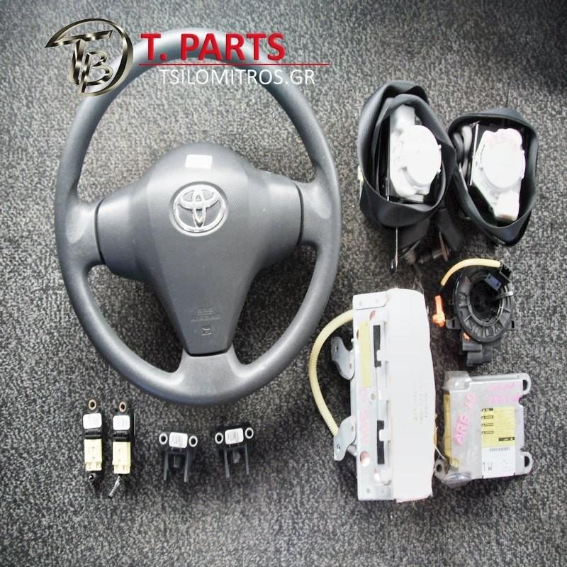 Αερόσακοι-Airbags Toyota-Yaris-(2003-2005) Xp10