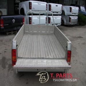 Καρότσα & Πλαινό Καροτσας Toyota-Hilux-(2005-2009) Kun15/25  Ασημί