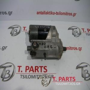 Μίζες Toyota-Hilux-(2005-2009) Kun15/25   28100-30050