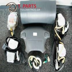 Αερόσακοι-Airbags Suzuki-Jimny-(1998-2005) Sn