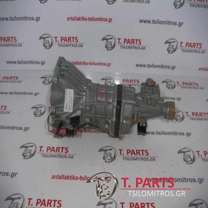Σασμαν 4Χ2 Χειροκίνητα σασμάν Toyota-Hilux-(1998-2001) LN140 4X2 Diesel